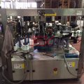 Used labeller OXE XENIA SILVER with 3 adhesive stations and 1 stations for cold glue label - ELITEKNO BOTTLING SOLUTIONS