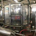 Used filler BERTOLASO 40 valves for still wine 6.000 bph - Elitekno bottling solutions