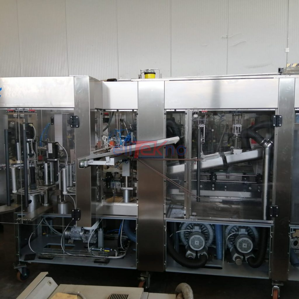 Used labeller monoblock