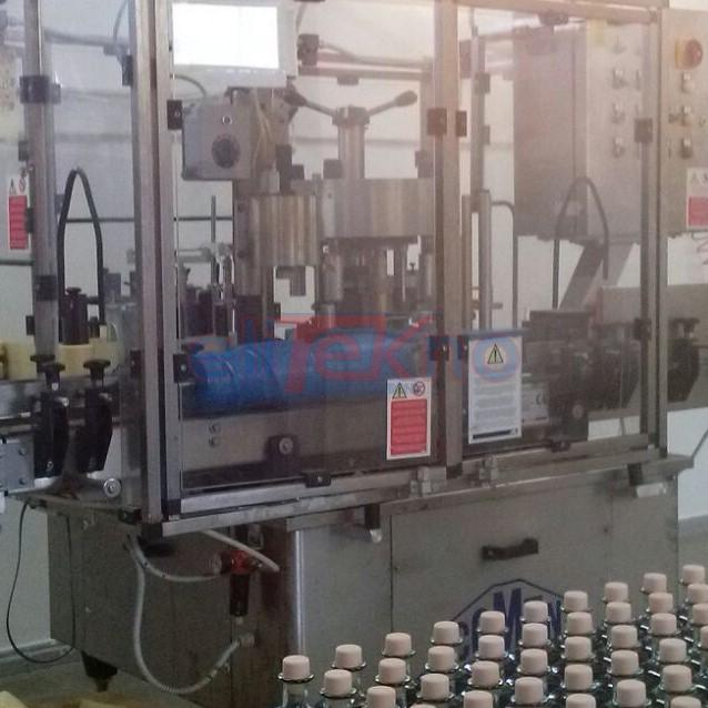 Linea di imbottigliamento per liquori - Used bottling line for liquor