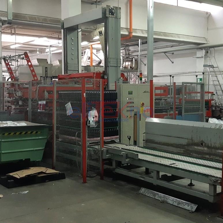 Depalletizzatore usato - SERRA - Sistema toglifalda automatico - 14.000 bph - used depalletizer - Elitekno Bottling Solutions (96)