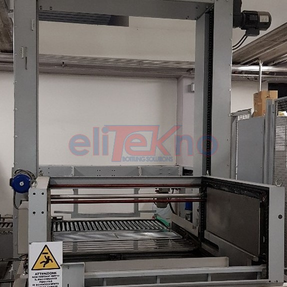Palletizzatore usato - APE - PAL 2000 - 3.600 bph - Used palletizer - Elitekno Bottling Solutions (89)