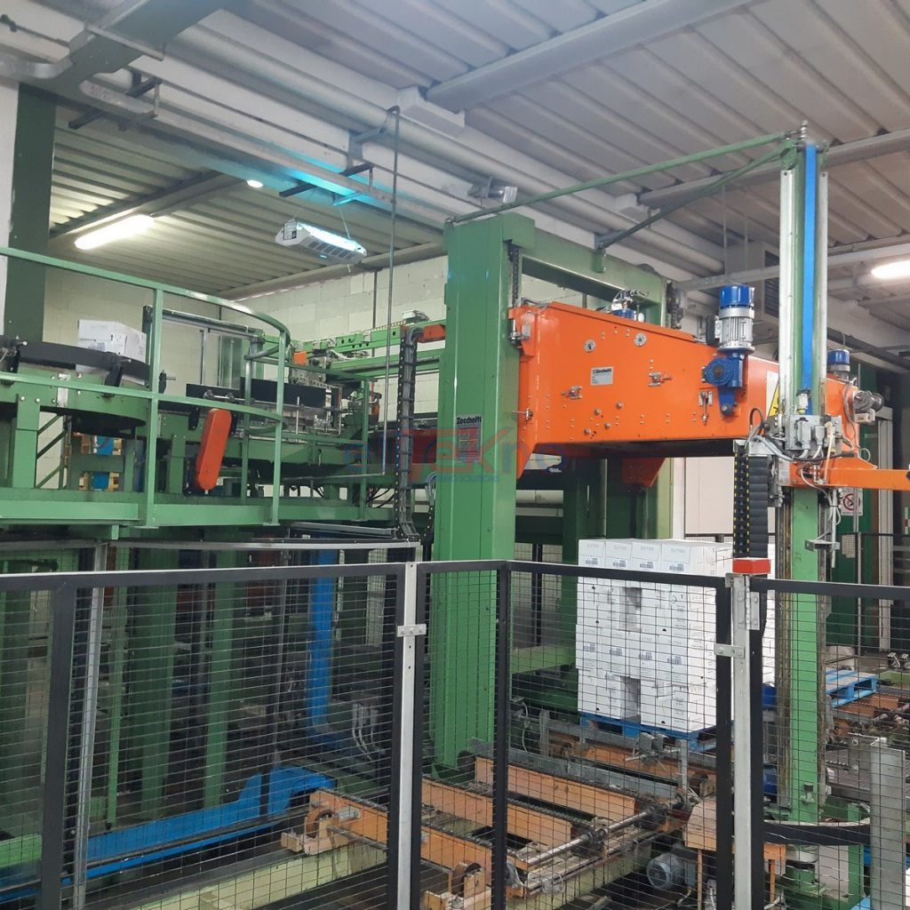 palletizzatore usato - ZECHETTI - Used palletizer - 25.000 bph - Elitekno Bottling Solutions (89)